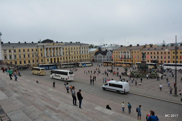 Spre Nord – Ziua 7 – Helsinki / Finlanda