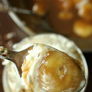 Banana Brown Sugar Ice Cream Topping Recipes