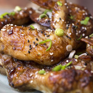Rio's Spicy Chicken Wings