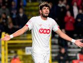 Antwerp huurt Felipe Avenatti tot het einde van het seizoen van Standard, met optie tot aankoop