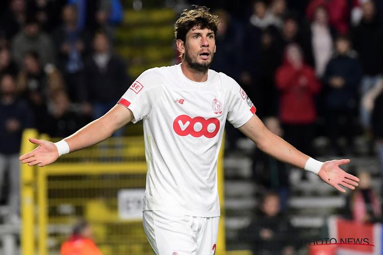 Felipe Avenatti prêté par le Standard à l'Antwerp