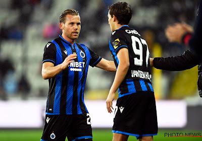 """19-jarige Thomas Van den Keybus glundert na zijn debuut bij Club Brugge: """"Memorabel"""""""