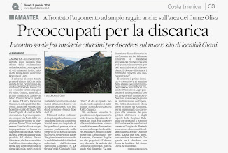 Photo: Il Quotidiano del 9 gennaio 2014, pag. 33