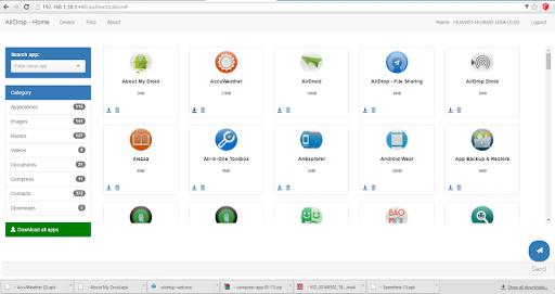 免費下載生產應用APP|AirDrop - Wifi File Transfer app開箱文|APP開箱王