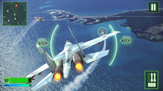 Frontline Warplanes 4