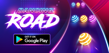 Play Dancing Road: Colour Ball Run! on PC, for free!