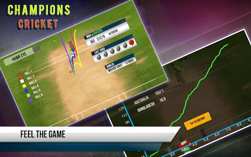 Champions Cricket 1.6.7 screenshots 6