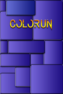 ColorRun retro - náhled