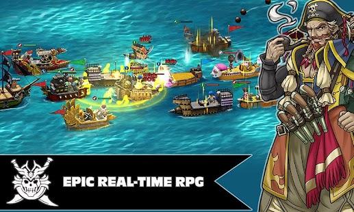 War Pirates mod apk