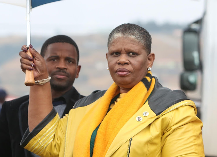 eThekwini mayor Zandile Gumede. Picture: SUNDAY TIMES