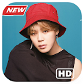 BTS Jimin Wallpapers KPOP for Fans HD icon
