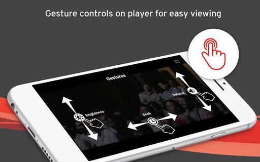 Vodafone Play Live TV Movies TV Shows News 1.0.45 screenshots 5