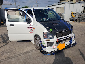 ワゴンR MC11S RR  Limited のカスタム事例画像 ガンダムワゴンRさんの2019年06月05日11:53の投稿