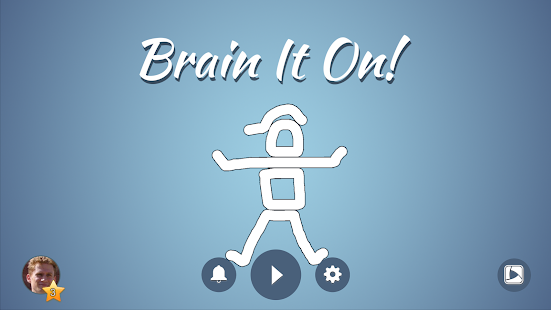 Brain It On! (腦力風暴) Screenshot