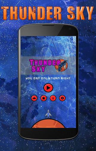 Thunder Sky : Space Rocket