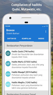 App Ensiklopedi Hadits - Kitab 9 Imam APK for Windows Phone