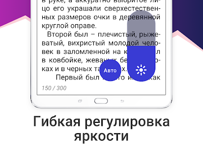eBoox: Читалка книг fb2 epub Screenshot