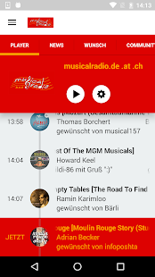 musicalradio- screenshot thumbnail