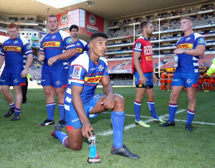 Damian Willemse of the Stormers during the Super Rugby match between DHL Stormers and Jaguares at DHL Newlands Stadium on February 17, 2018 in Cape Town.