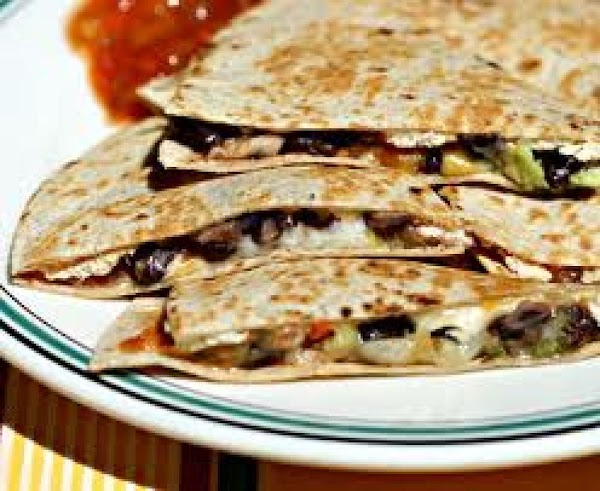 Mamma's Skinny Quesadillas Recipe