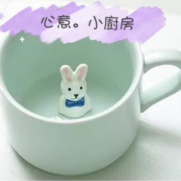 3D動物杯 - 兔先生 (代購)