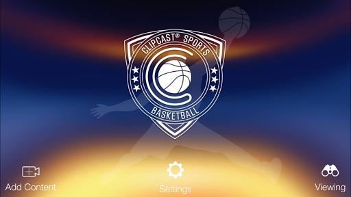 ClipCast Basketball
