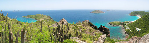 colombier-view-st-barts.jpg - Panoramic view of Colombier and Anse des Flamands on St. Barts.