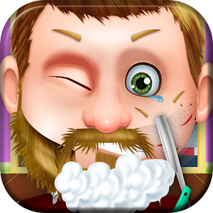 Barber Shaving Beard Salon for PC and MAC