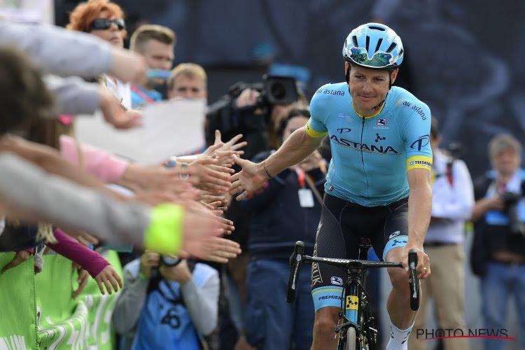 Ook Astana heeft Tourselectie rond: tweevoudig ritwinnaar uit de Giro moet Jakob Fuglsang ondersteunen