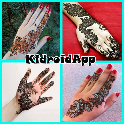 Mehndi Fingers Crossword : Henna mehndi design android apps on google play