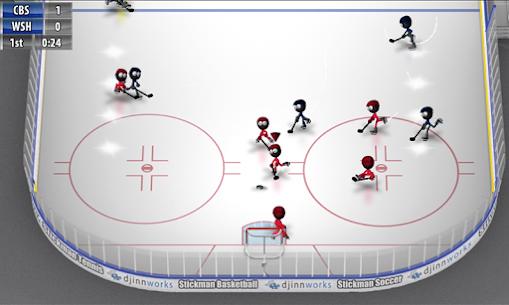 Stickman Ice Hockey 4