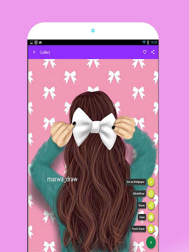 Girly m Themes HD 1.1 screenshots 4