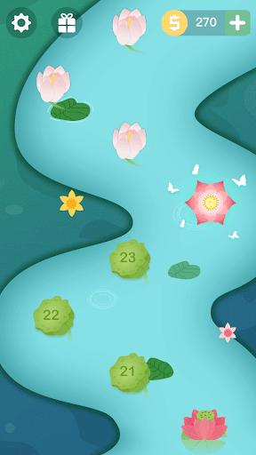 Word Flower - Connect Cross Word Game screenshot 3