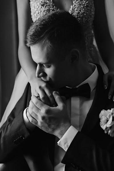 Wedding photographer Ekaterina Zamlelaya (KatyZamlelaya). Photo of 10.04.2019