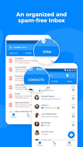 Truecaller: Caller ID, block robocalls & spam SMS screenshot 4