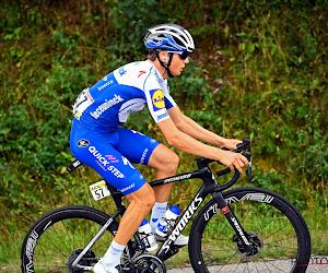 Mauri Vansevenant niet meer van start in tweede etappe Dauphiné
