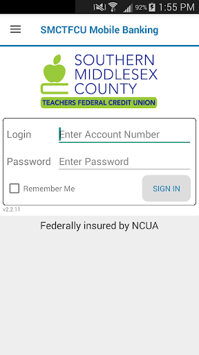 SMCTFCU Mobile Banking