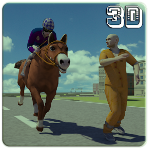 Police Horse Chase: Crime Town for PC and MAC