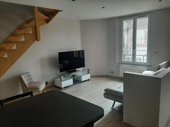 appartement à Ribécourt-Dreslincourt (60)