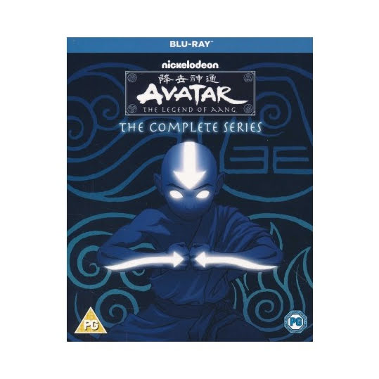 Avatar: The Last Airbender - The Complete Collection (Blu-ray) (9 disc) (UK)