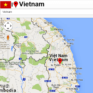 Vietnam map android apps on google play vietnam map sciox Image collections