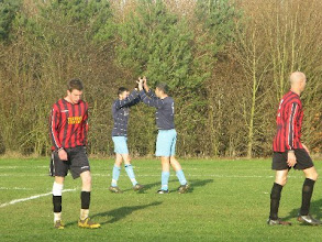 Photo: 14/01/12 v Stradbroke Unired (Suffolk & Ipswich League Div 4) 5-1 - contributed by Leon Gladwell