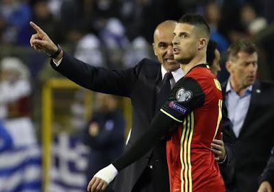"""Mirallas hoopte stiekem op EK-selectie: """"Ik had graag een uitleg gehad van Martinez"""""""