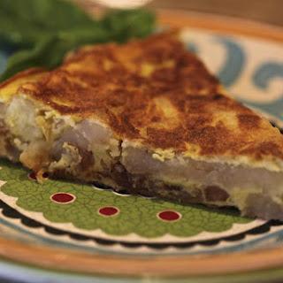 Spanish Tortilla – Tortilla Espanola.