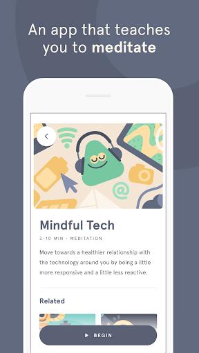 Headspace: Meditation & Mindfulness 3.9.1 screenshots 1