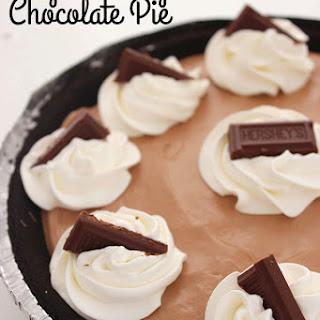 Easy Hershey's Chocolate Pie
