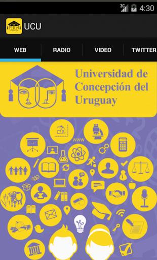 UCU screenshot 1