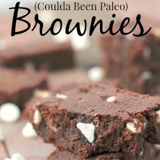 Coulda Been Paleo Brownies
