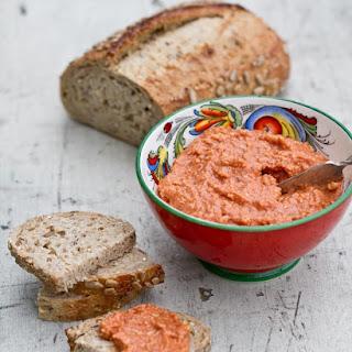 Quick Tomato Almond Spread