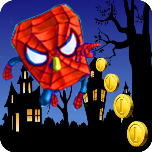 Hero Jumper Spider Sponge Adve